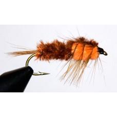 Montana Brun/oransje