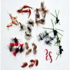 Harrpakke (40 fluer)