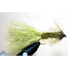 Woolly Bugger Oliven